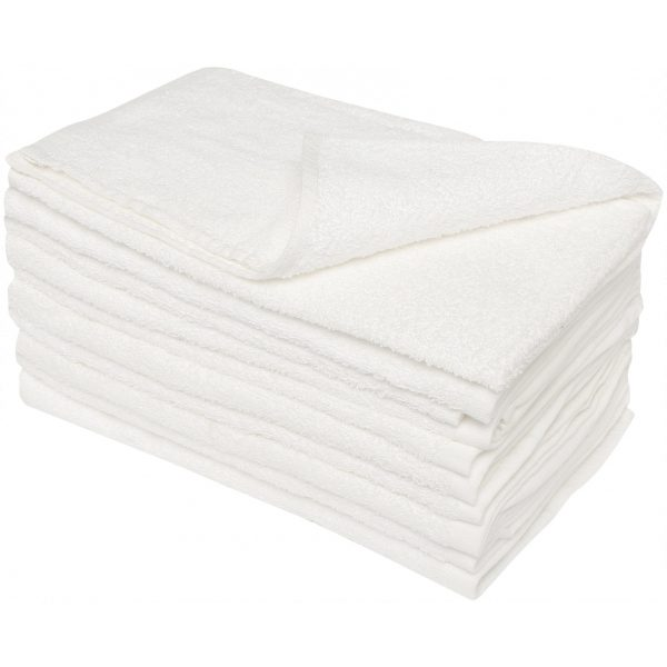 TERRY COTTON CLEANING CLOTHS (10 PACK)