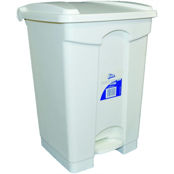 HANDY STEP 68L BIN WITH PEDAL