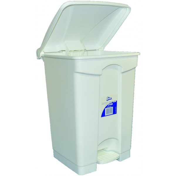 HANDY STEP 47L BIN WITH PEDAL-SYDNEYCLEANINGSUPPLIES