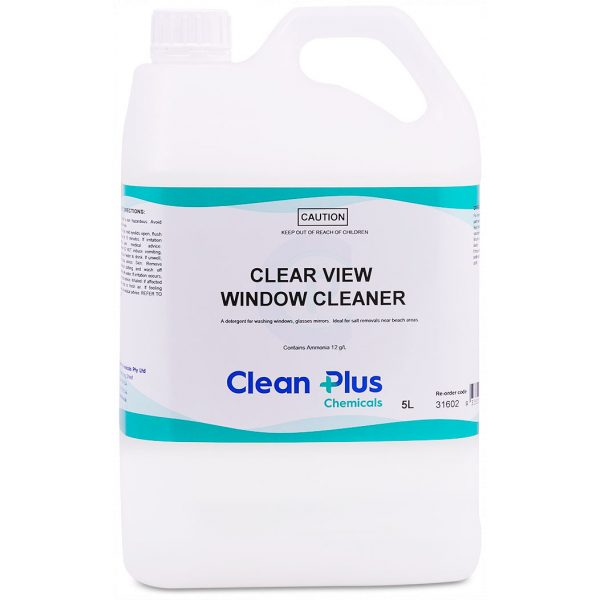 CLEAR VIEW WINDOW CLEANER - SYDNEYCLEANINGSUPPLIES