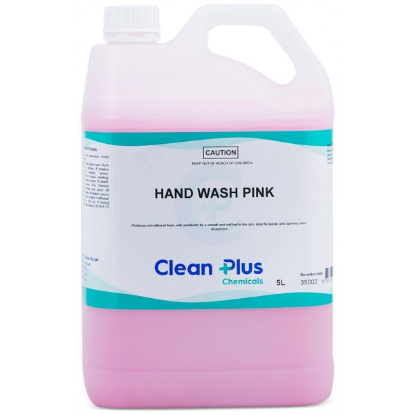 HAND WASH PINK (VALUE)-SYDNEYCLEANINGSUPPLIES