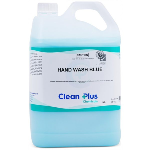 HAND WASH BLUE-SYDNEYCLEANINGSUPPLIES