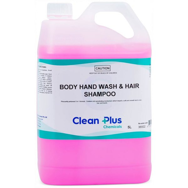 BODY HAND WASH & HAIR SHAMPOO-SYDNEYCLEANINGSUPPLIES