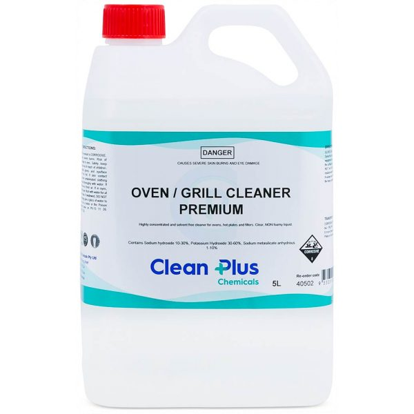 OVEN/GRILL CLEANER PREMIUM-SYDNEYCLEANINGSUPPLIES