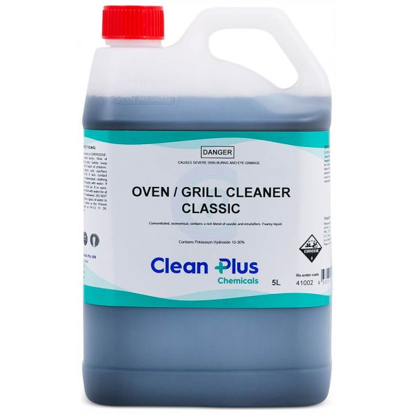 OVEN/GRILL CLEANER CLASSIC-SYDNEYCLEANINGSUPPLIES