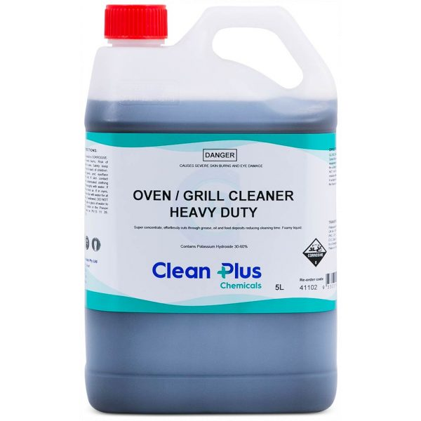 OVEN/GRILL CLEANER HEAVY DUTY-SYDNEYCLEANINGSUPPLIES
