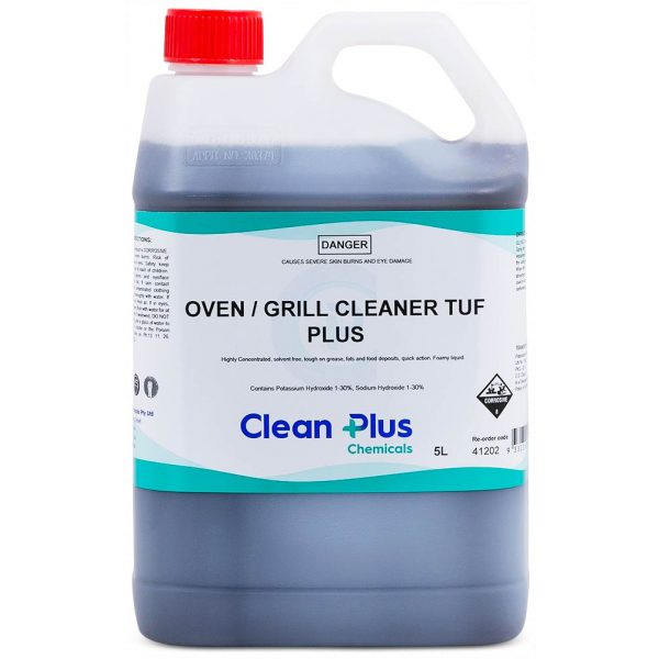 OVEN/GRILL CLEANER TUF PLUS-SYDNEYCLEANINGSUPPLIES