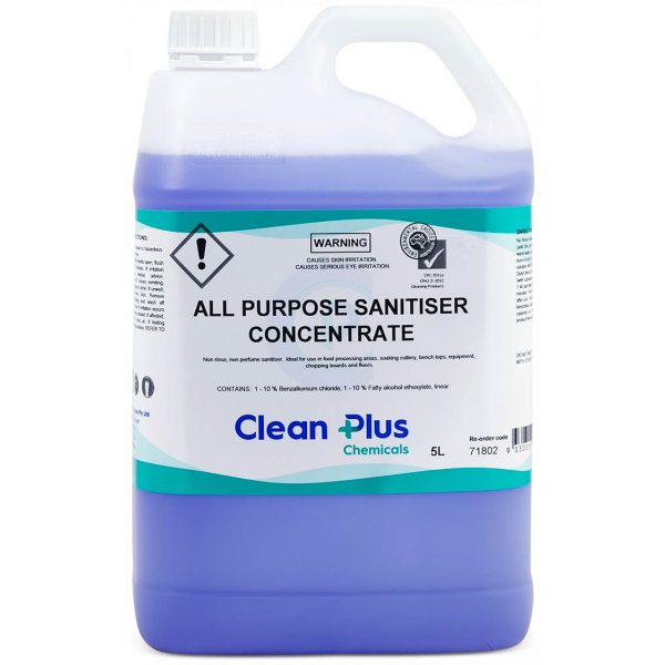 ALL PURPOSE SANITISER (FOOD GRADE)-SYDNEYCLEANINGSUPPLIES