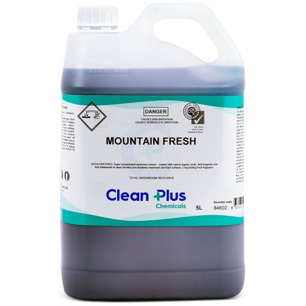 MOUNTAIN FRESH-SYDNEYCLEANINGSUPPLIES