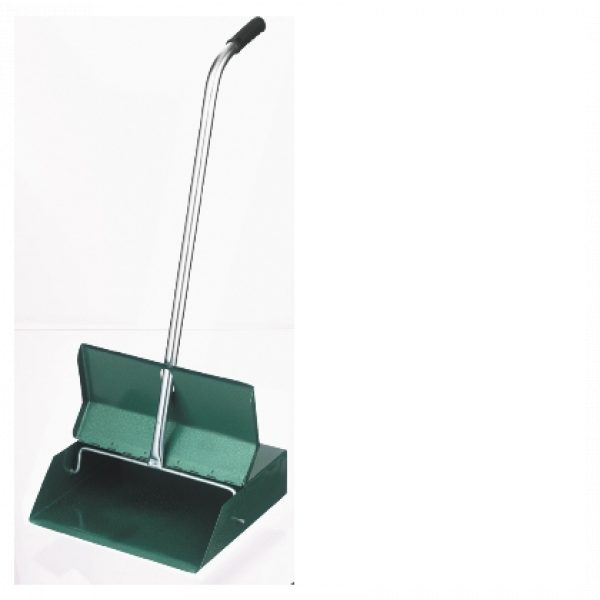 METAL UPRIGHT LOBBY PAN WITH LID-SYDNEYCLEANINGSUPPLIES
