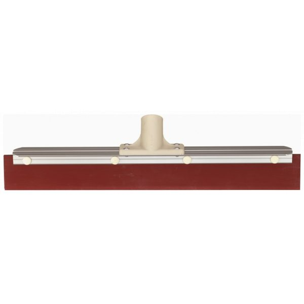 RED RUBBER ALUMINIUM BACK SQUEEGEE-SYDNEYCLEANINGSUPPLIES