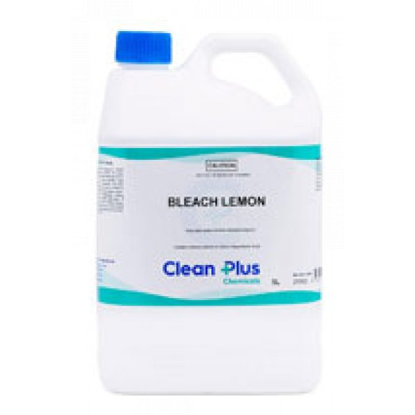 BLEACH / CHLORINATED CLEANERS