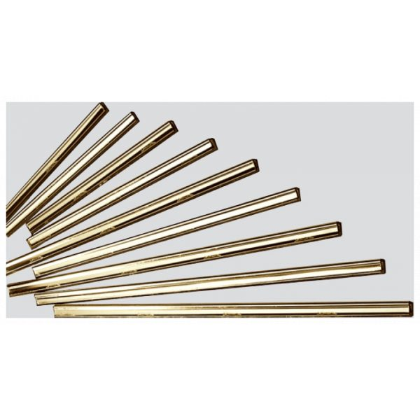 ETTORE SMALL BRASS CHANNEL & RUBBER-SYDNEYCLEANINGSUPPLIES