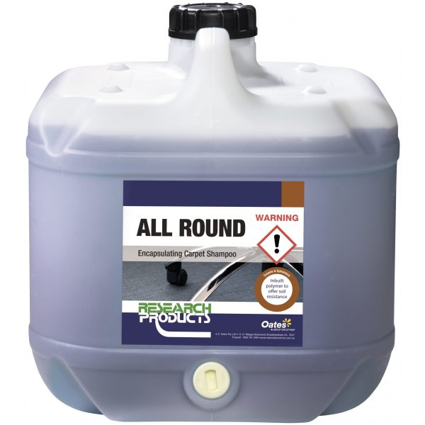 ALL ROUND (ENCAPSULATION / DRY CLEANING)-SYDNEYCLEANINGSUPPLIES