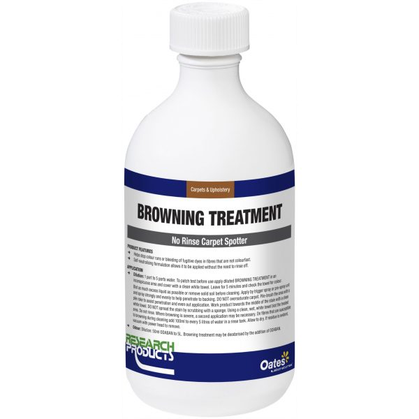 BROWNING TREATMENT (CARPET SPOTTER)-SYDNEYCLEANINGSUPPLIES