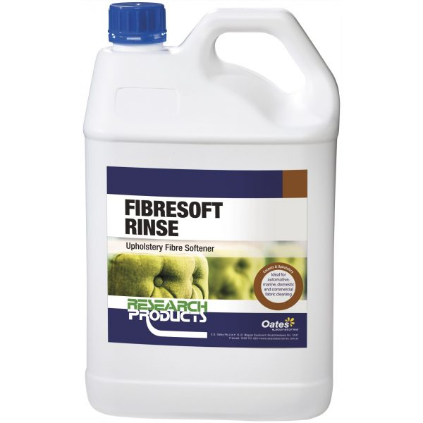 FIBRESOFT RINSE *UPHOLSTERY CLEANING* -SYDNEYCLEANINGSUPPLIES