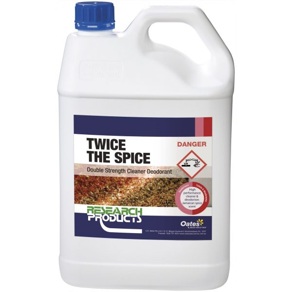 TWICE THE SPICE-SYDNEYCLEANINGSUPPLIES