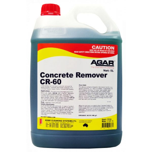 CR-60 CONCRETE CLEANER-SYDNEYCLEANINGSUPPLIES