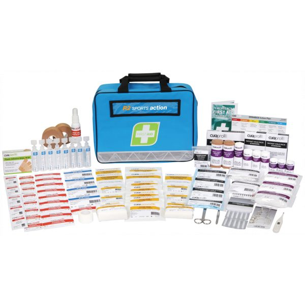 FIRST AID KIT - GYM CENTRE KIT SCS