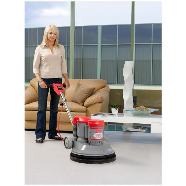 ROTOBIC G-FORCE SUCTION POLISHER/SCRUBBER