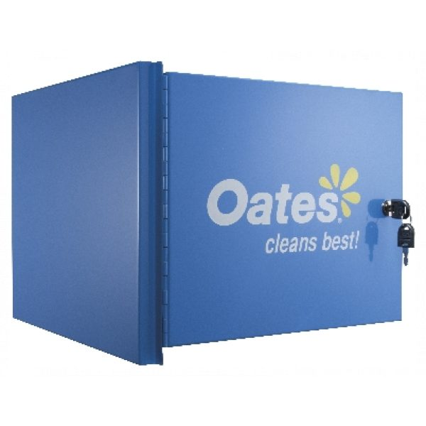 PLATINUM JANITORS CART LOCKABLE CABINET SCS