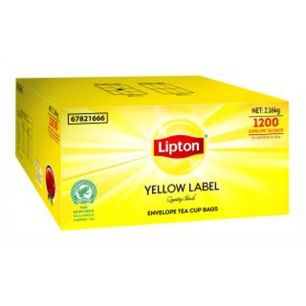 LIPTON TEA BAG ENVELOPE PORTION-SYDNEYCLEANINGSUPPLIES