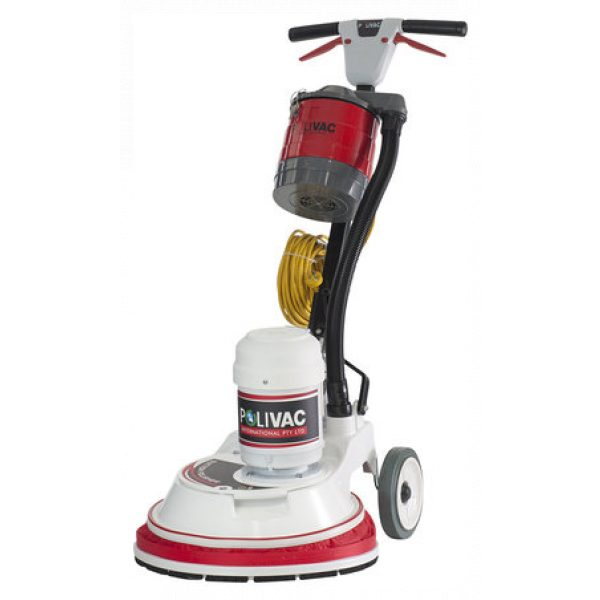 POLIVAC PV25 HOSPITAL CANISTER SUCTION POLISHER -SYDNEYCLEANINGSUPPLIES