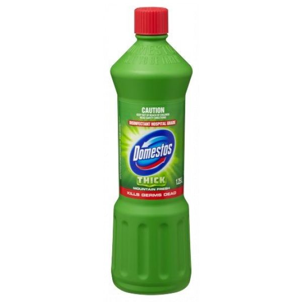 DOMESTOS (1.25 LITRE)-SYDNEYCLEANINGSUPPLIES