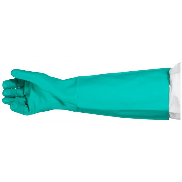NITRILE 460 GLOVES - SOLVENT RESISTANT - UNLINED