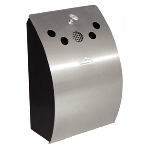 WALL MOUNTED ASHTRAY-SYDNEYCLEANINGSUPPLIES