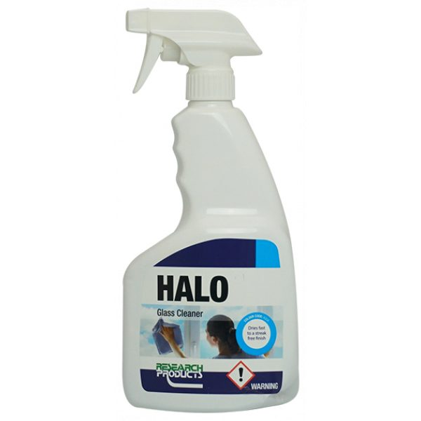 HALO GLASS SURFACE CLEANER 750ml-SYDNEYCLEANINGSUPPLIES