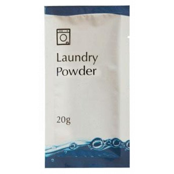 LAUNDRY POWDER WITH FABRIC SOFTENER 20g-SYDNEYCLEANINGSUPPLIES