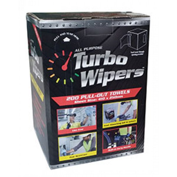 ALL PURPOSE TURBO WIPERS