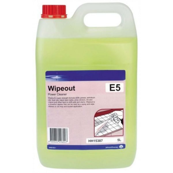 DIVERSEY WIPEOUT MULTI-SURFACE CLEANER-SYDNEYCLEANINGSUPPLIES