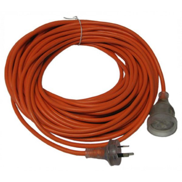 15 Amp Extension Leads - 10 Amp plug And Socket / SYDNEYCLEANINGSUPPLIES