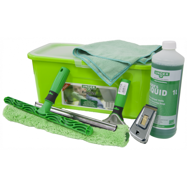 UNGER ERGOTEC WINDOW CLEANING KIT-SYDNEYCLEANINGSUPPLIES
