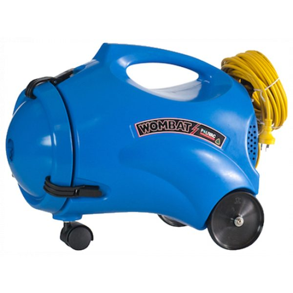 POLIVAC WOMBAT – CANISTER DRY VACUUM -SYDNEYCLEANINGSUPPLIES